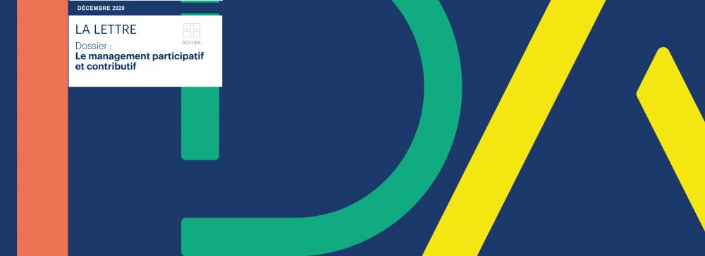 LDA n°72 - Le management participatif et contributif