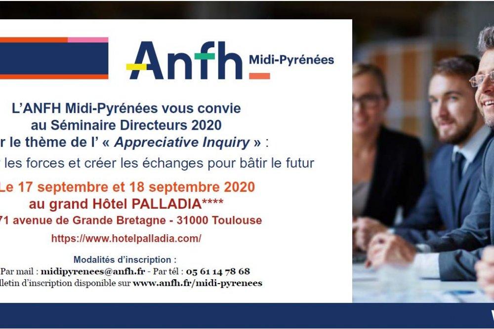 Séminaire Directeurs Occitanie