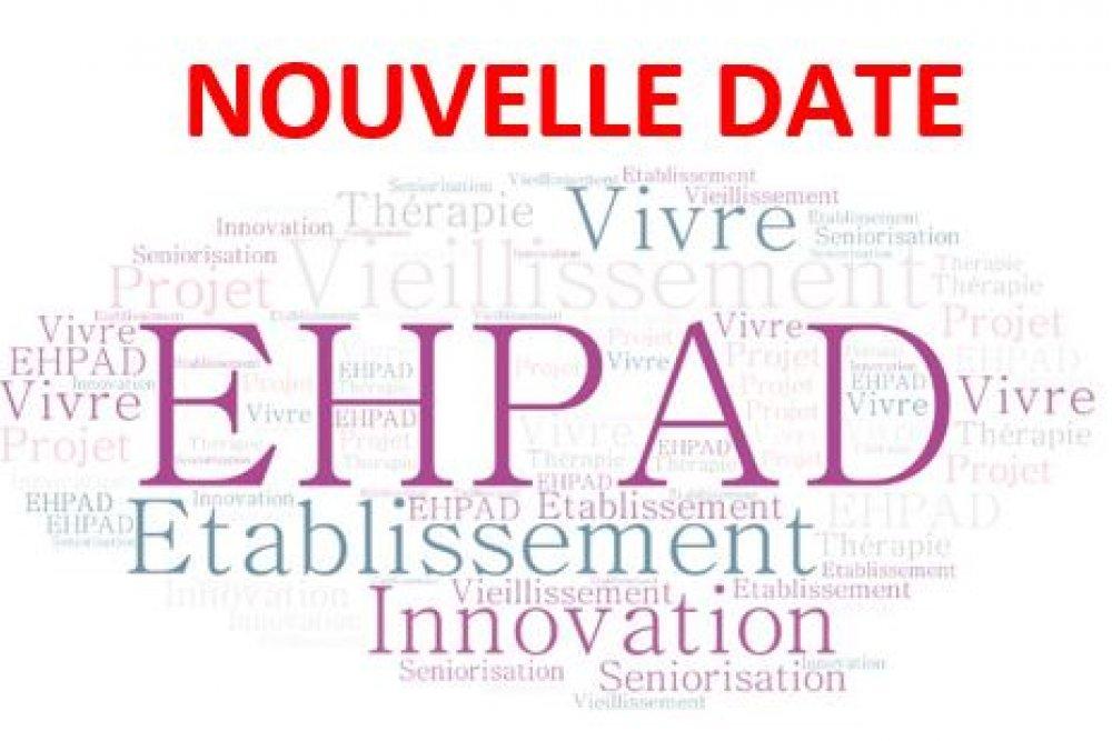"""Retour sur la journée régionale thématique """"Carrefour de l'innovation en EHPAD"""""""