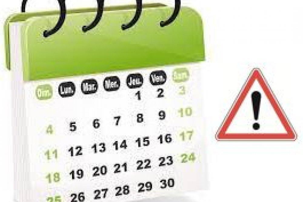 Votre délégation de Rouen sera fermée le vendredi 14 mai 2021.