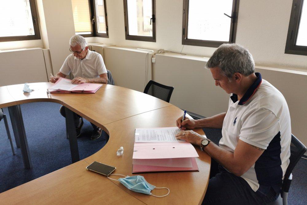 Semaine de la QVT : signature de la convention de partenariat avec l'ARACT PACA