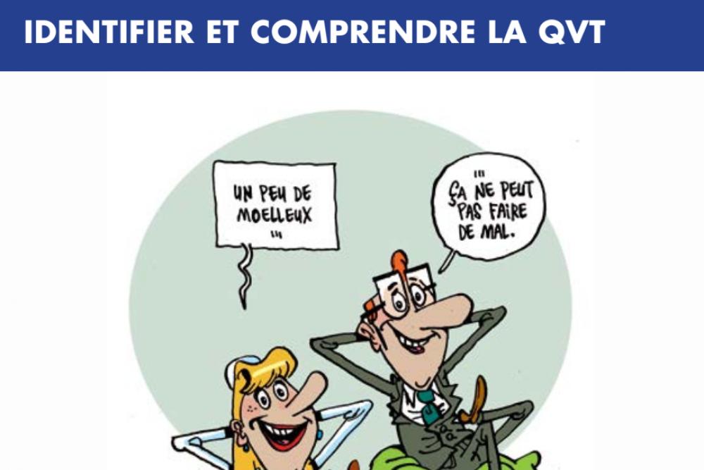L'ANFH Picardie a donc le plaisir de vous présenter sa nouvelle publication intitulée « Identifier et comprendre la QVT ».