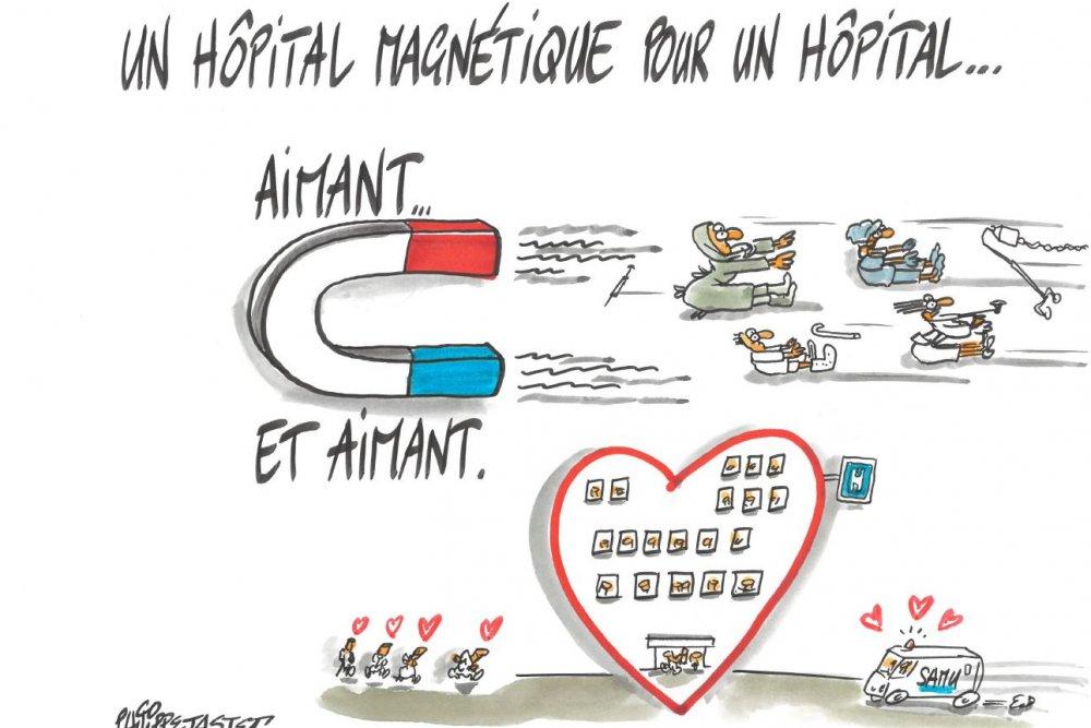 Journée Hôpital magnet ANFH Midi-Pyrénées : la vidéo et les caricatures sont accessibles en ligne