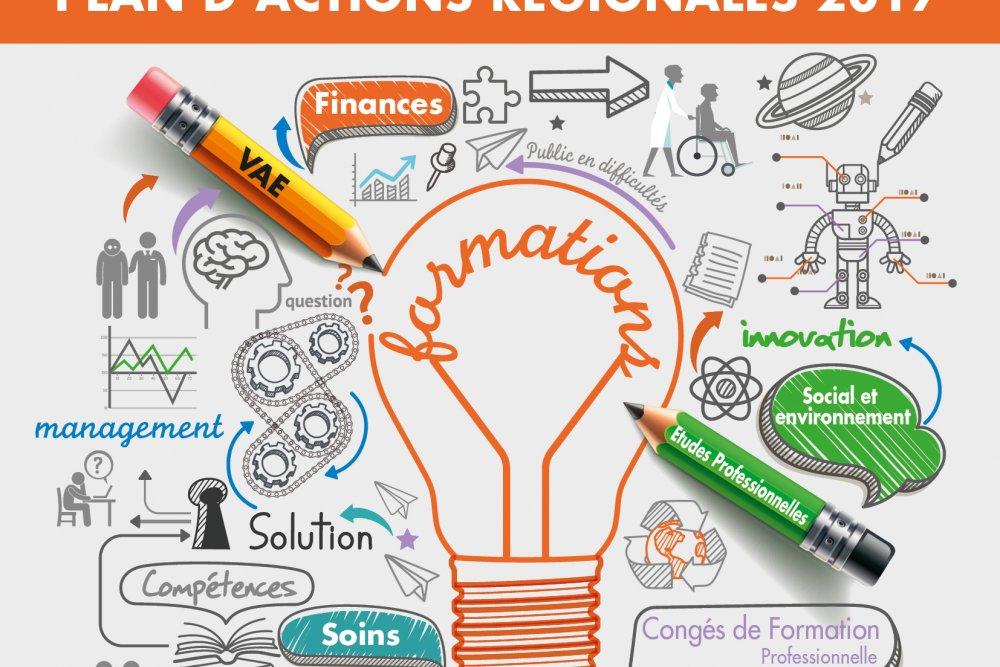 Plan d'Actions Régionales 2017 - PAR