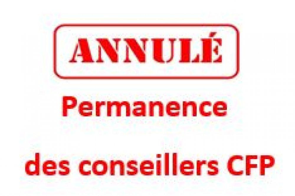Permanences CFP