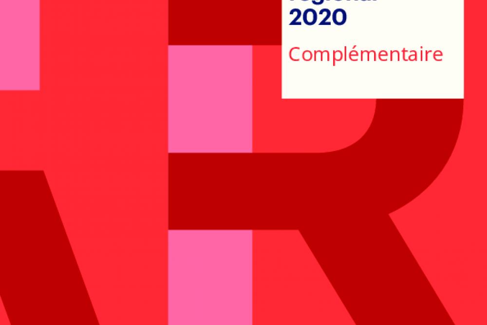 Plan d'actions régionales 2020 complémentaire