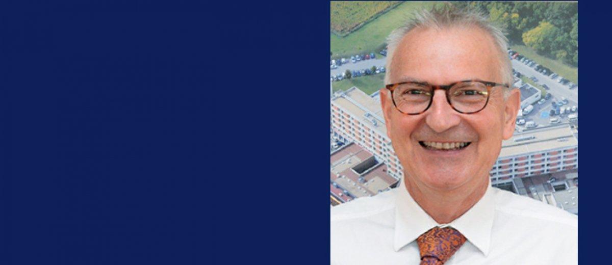 Éric Guyader élu Président de l'ANFH
