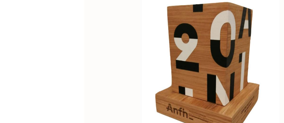 Palmarès du Prix ANFH 2019