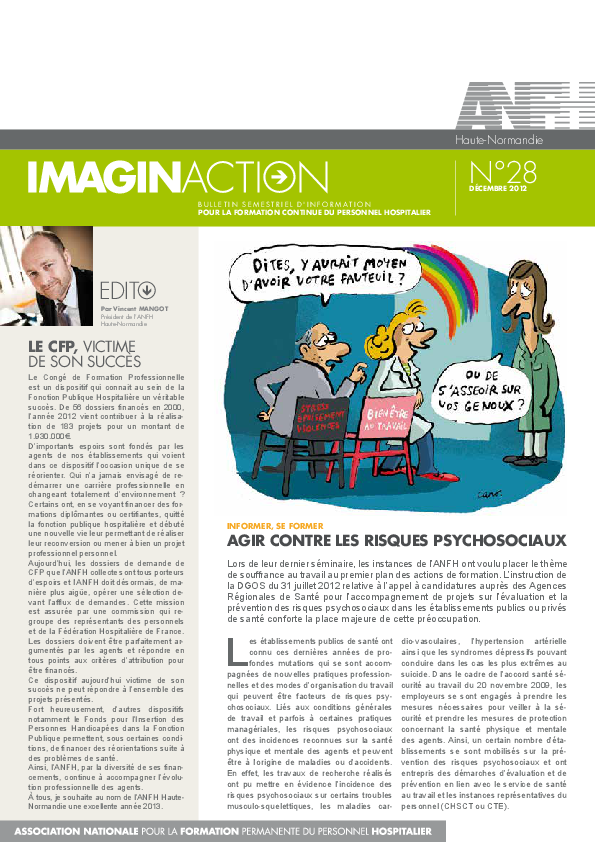 Imagin'Action n°28