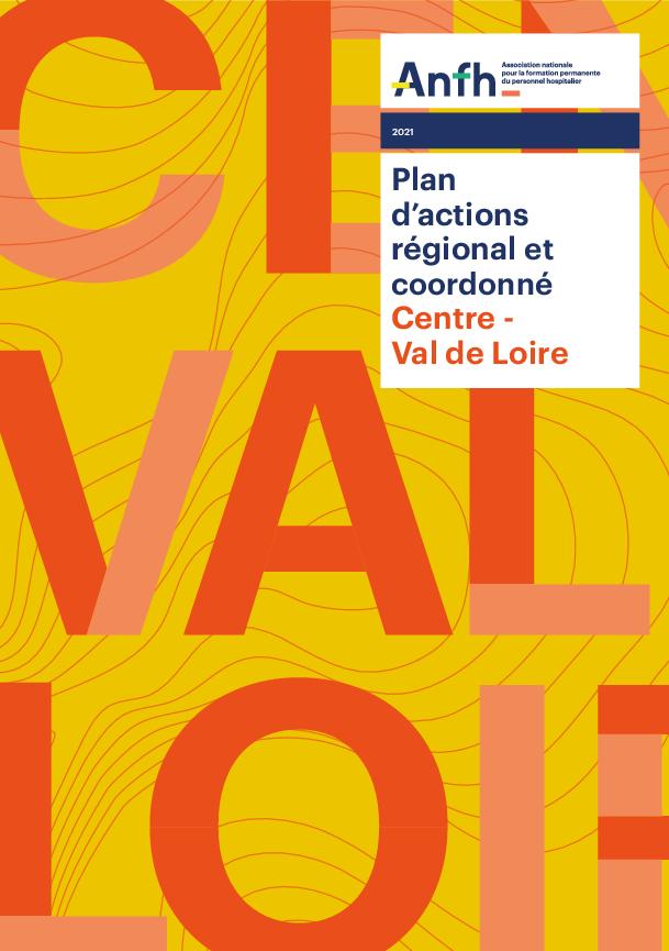 Plan d'actions régionales 2021 - CENTRE