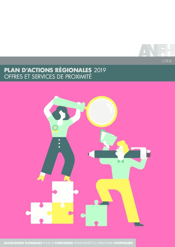 Plan d'actions régionales 2019 - Corse