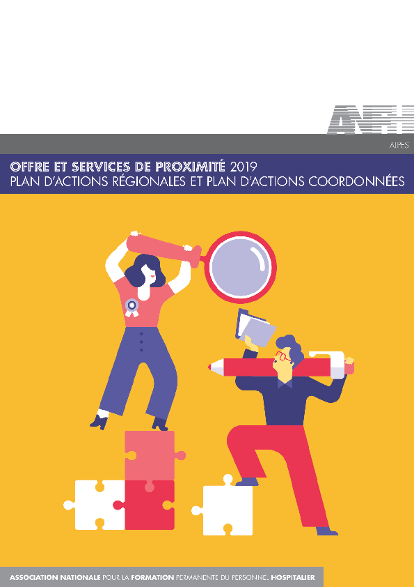 PLAN D'ACTIONS REGIONALES 2019 - ALPES