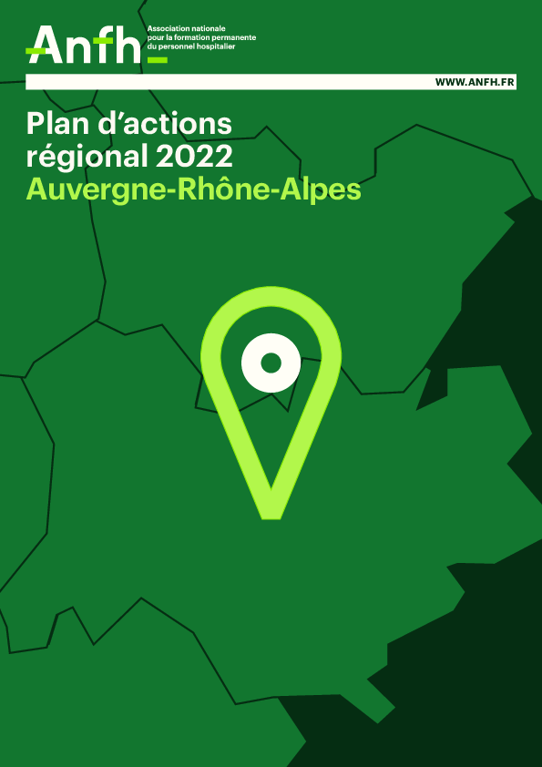Plan d'Actions Régionales 2022 - Auvergne - Rhône - Alpes