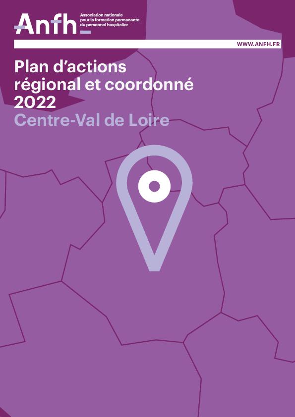 Plan d'Actions Régionales 2022 - Centre