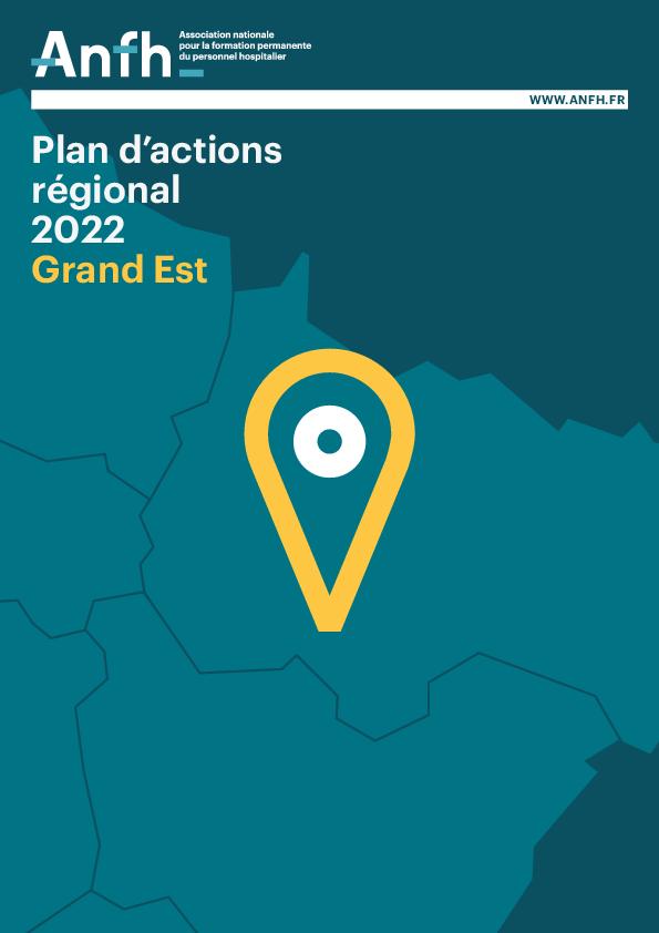Plan d'Actions Régional 2022 - Grand-Est
