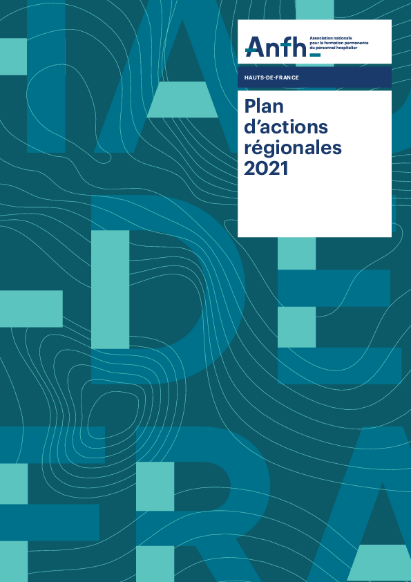 Plan d'actions régionales 2021 - Hauts de France