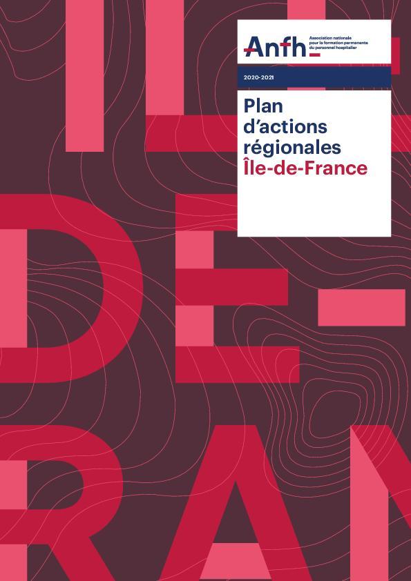 Plan d'actions régionales 2021 - Ile de France