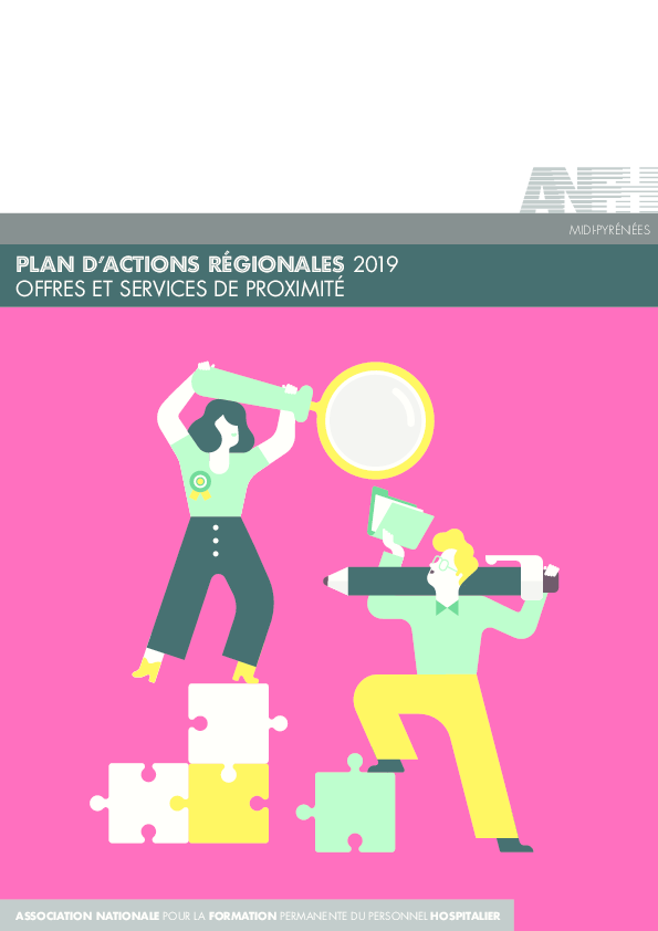 Plan d'actions régionales 2019 - Midi-Pyrénées
