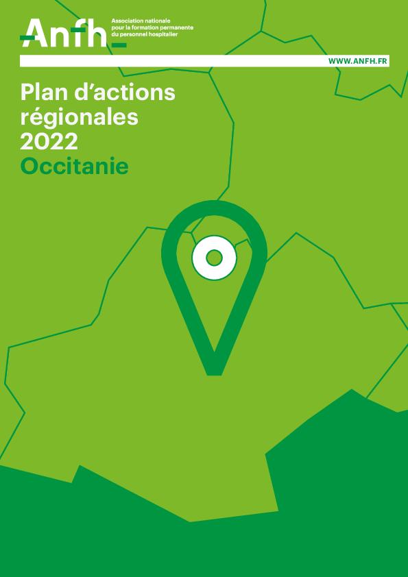 Plan d'Actions Régionales 2022 - Occitanie