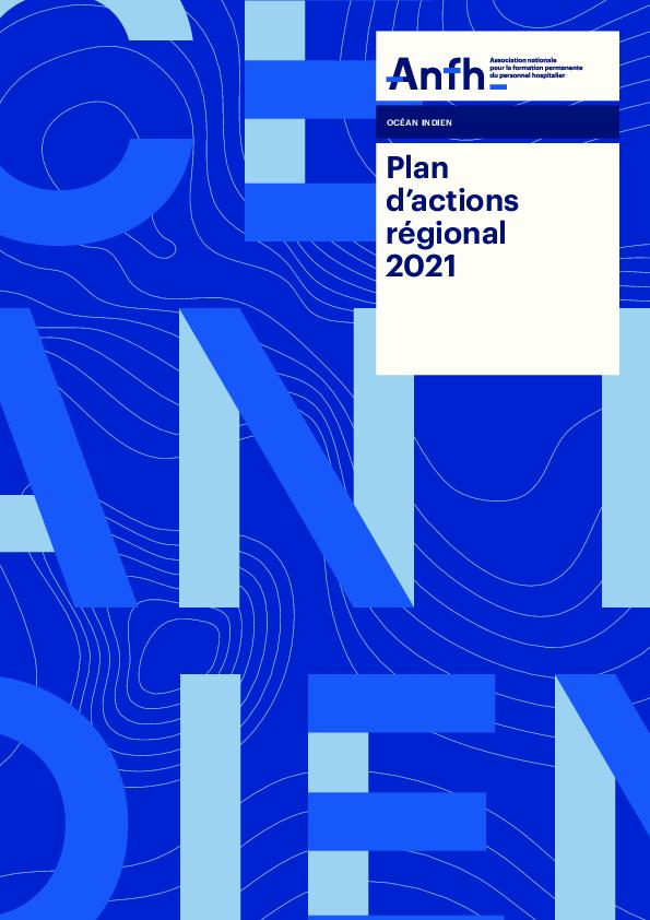 Plan d'Actions Régionales 2021 - Océan Indien