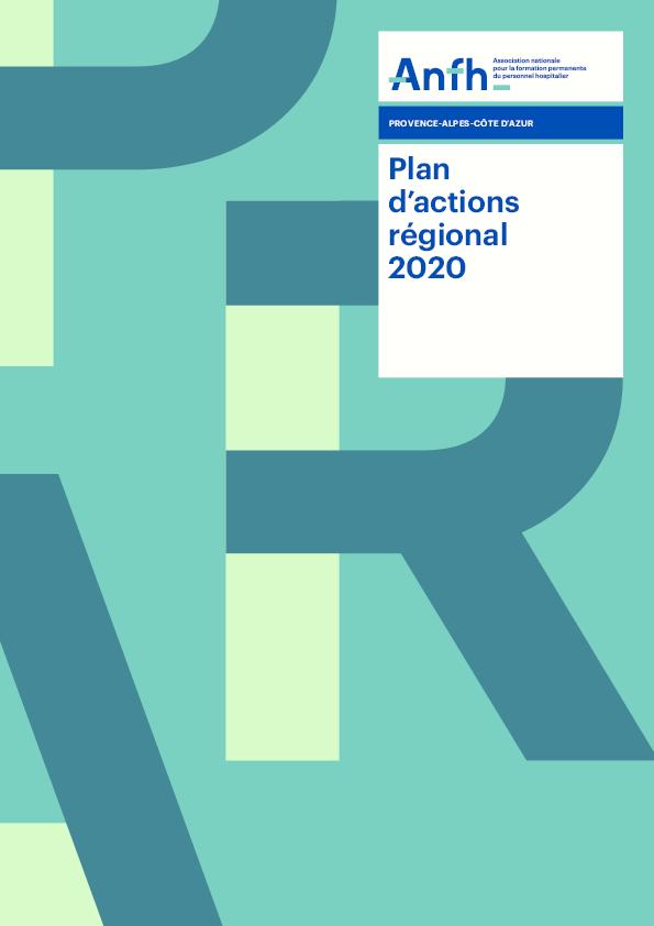 Plan d'actions régional 2020 - PACA
