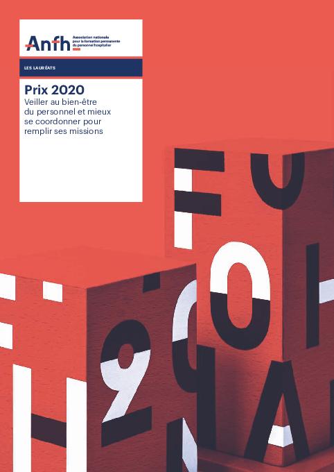 Prix ANFH 2020