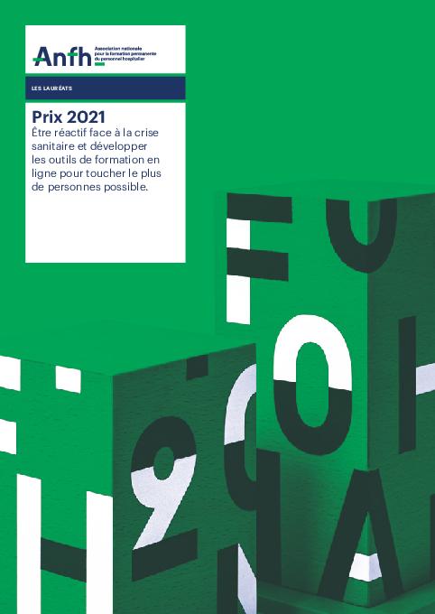 Prix ANFH 2021
