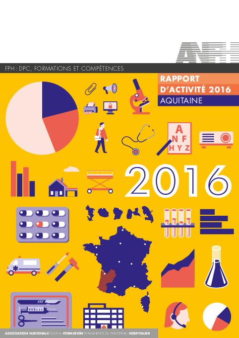 Rapport d'activité 2016 - Aquitaine