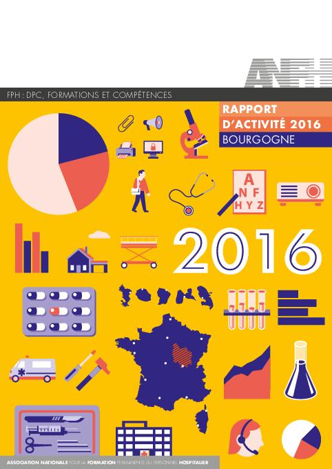 Rapport d'activité 2016- Bourgogne