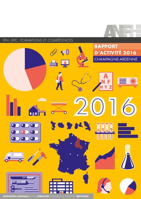 Rapport d'activité 2016 - Champagne Ardenne