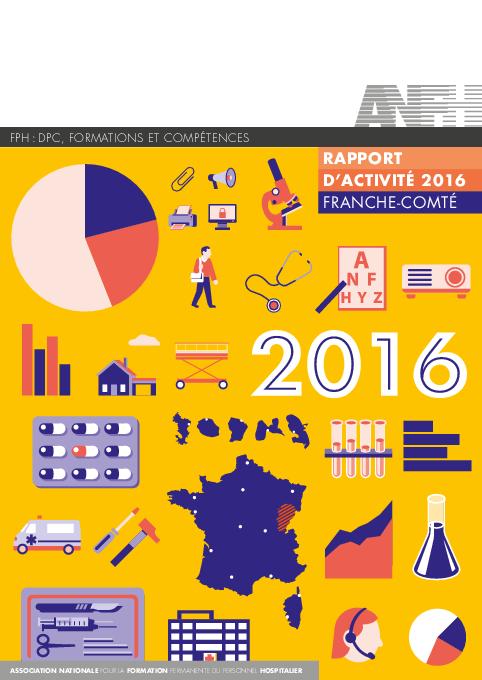 Rapport d'activité 2016 - Franche Comté