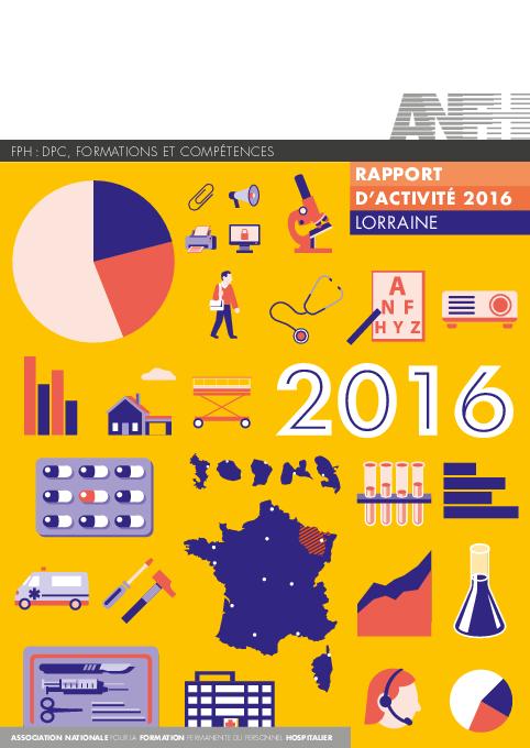 Rapport d'activité 2016- Lorraine