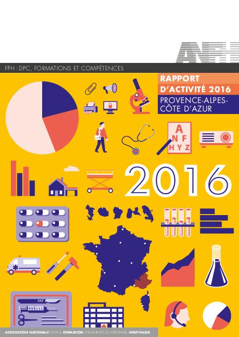 Rapport d'activité 2016 PACA