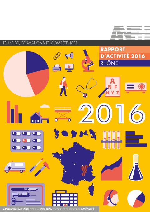 Rapport d'activité  2016- Rhône