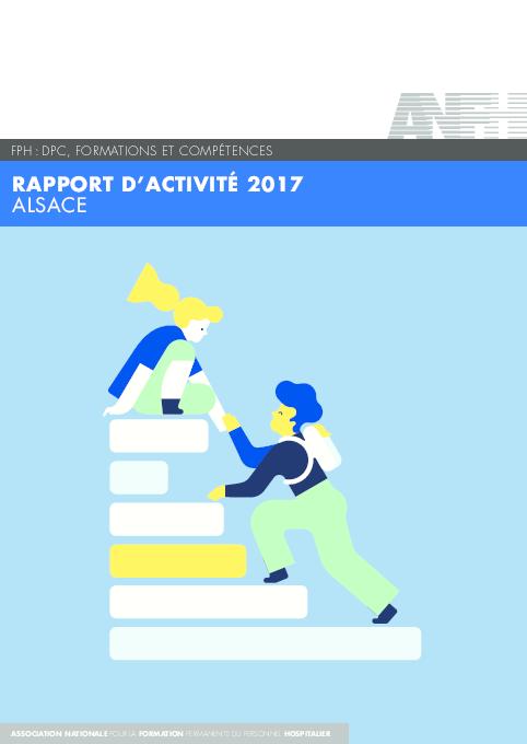 RAPPORT D'ACTIVITE 2017 - ALSACE