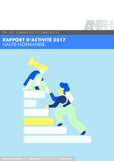 Rapport d'activité 2017 - HAUTE-NORMANDIE