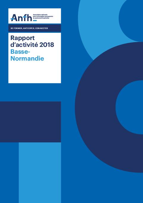 Rapport d'activité 2018 - Basse-Normandie