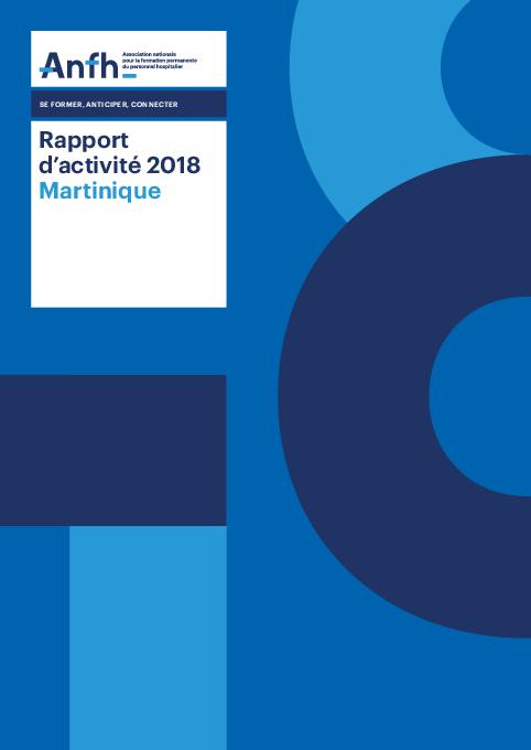 Rapport d'activité 2018 - Martinique