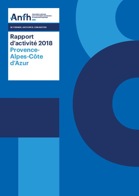 Rapport d'activité 2018 - Provence-Alpes-Côte-d'Azur