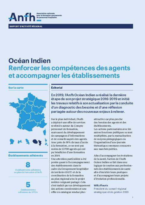 Rapport d'activité 2019 - Océan-Indien