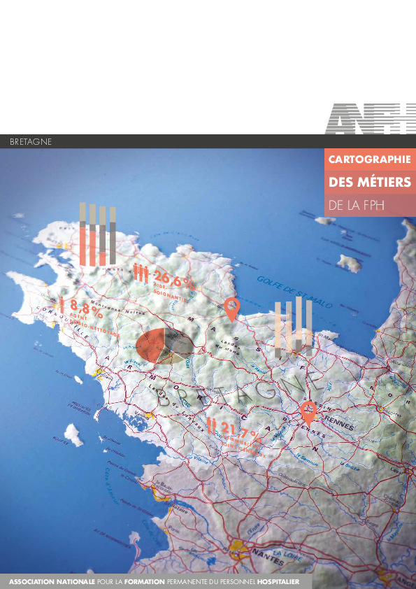 Cartographie des métiers de la FPH - Bretagne