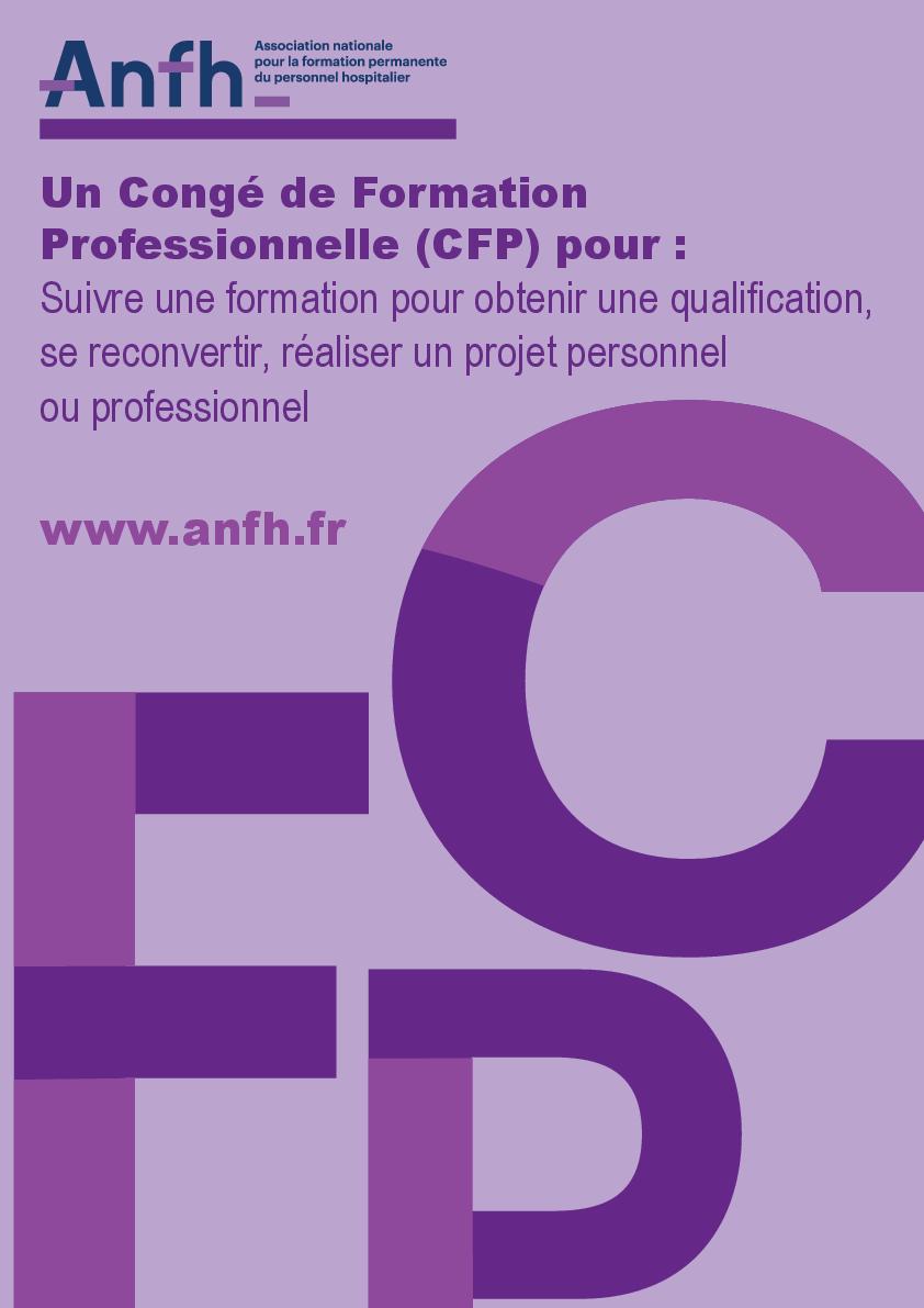 Affiche CFP