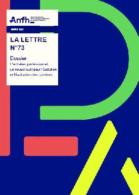 LA LETTRE DE L'ANFH N°73