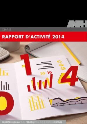 RAPPORT D'ACTIVITE 2014