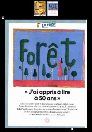 Article Le Pèlerin