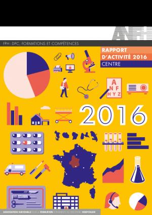 Rapport d'activité Centre 2016
