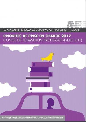 Priorités de prise en charge 2017 pour les Congés de formation professionnelle (CFP)