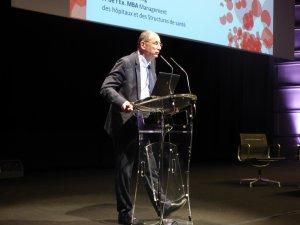 Notion d'innovation managériale à l'hôpital en lien avec la Qualité de Vie au Travail - Thierry NOBRE