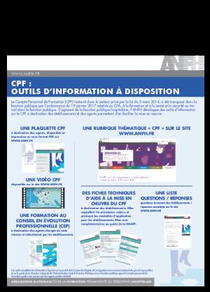 Infographie CPF