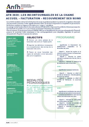LES INCONTOURNABLES DE LA CHAINE AFR
